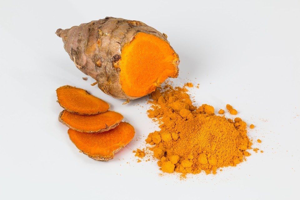 Turmeric a powerful anti-inflammatory for your Natural first aid