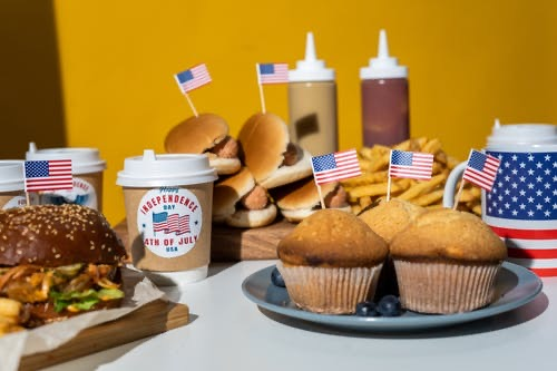 Standard American diet causing an unhealthy gut